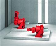 R系列SEW螺旋齿轮减速机性能特点
