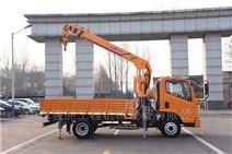 廠家可定制3.2-16噸起重機械 隨車運輸吊車