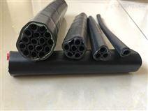 内蒙古乌海煤矿用8个厚聚乙烯单芯束管