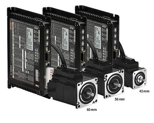 奥托尼克斯AiS Series闭环步进电机系统即将上市