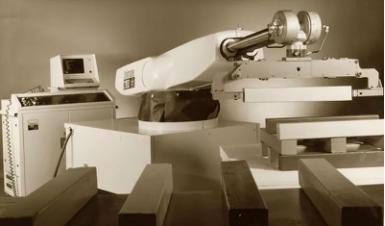 CME机床展与您共话工业机器人未来