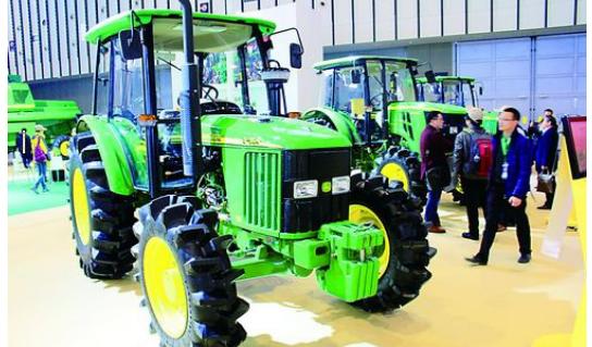 2018全国农业机械展您报名了吗