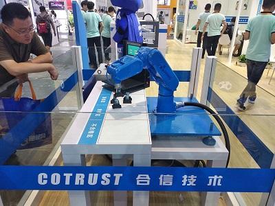 2018中国国际工业展览会——展品风采(1)