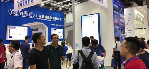 助推机电一体化加速发展,精浦机电亮相上海工博会