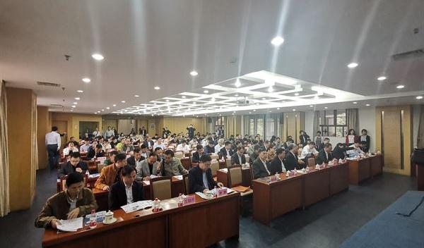 19日上午广东省智能制造学会联合体暨高峰论坛召开