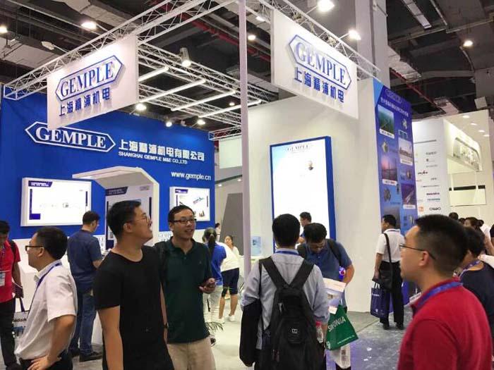 2018中國國際工業博覽會 上海精浦機電