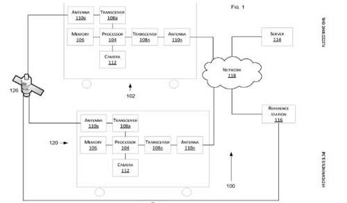特斯拉新专利:车辆更精确定位 赋能自动驾驶系统
