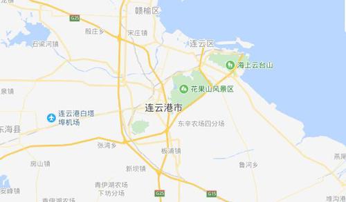 连云港市地方海事局首次采用无人机巡航