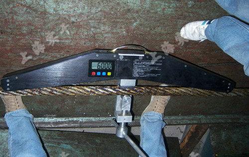 绳索张力检测仪