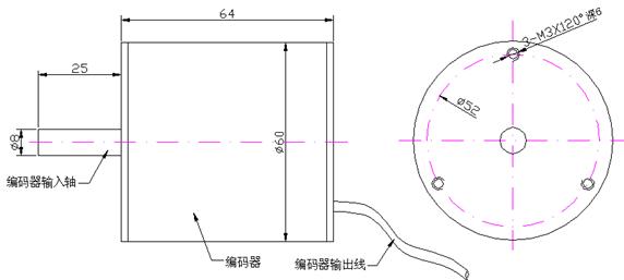 hgd-1024*4096-海河hsw浮子式水位传感器 水位计