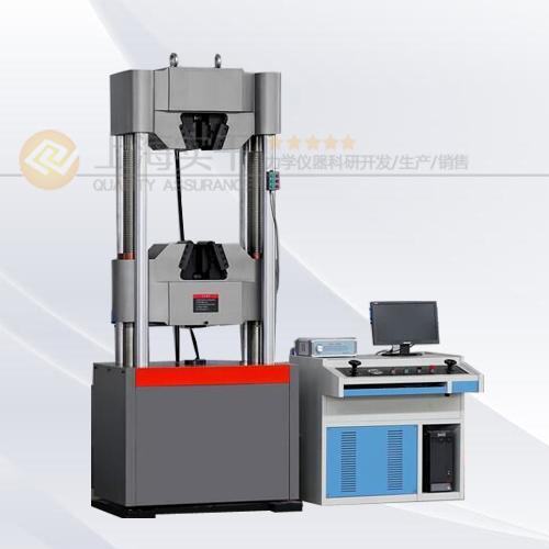 液压电子拉力试验机