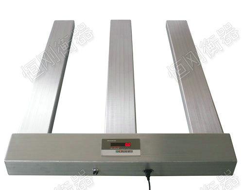 U型电子地磅秤