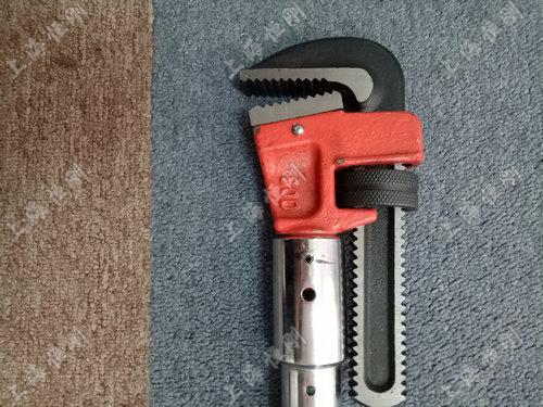 数显小型公斤扳手图片  (管钳头)
