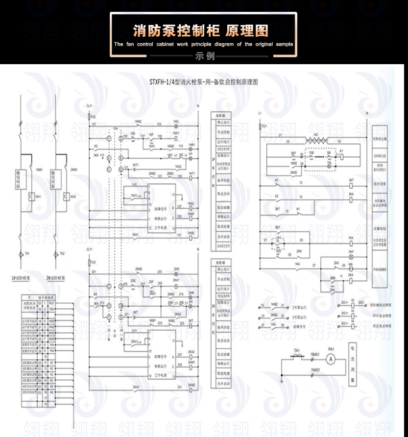 lx-xfkz 重庆 消防水泵星三角启动控制柜75kw