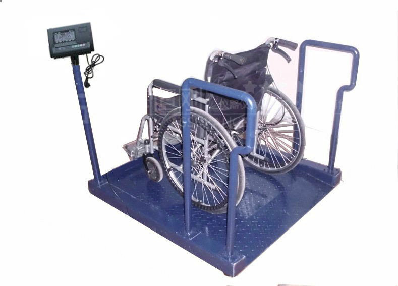 电子轮椅平台秤