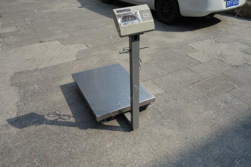 便携式电子台秤