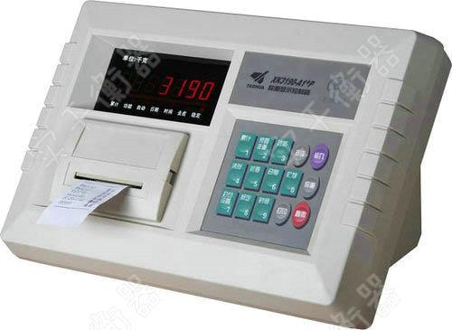 带打印地磅显示器