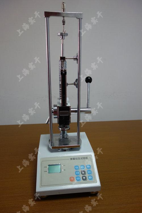 弹簧压缩力测试仪