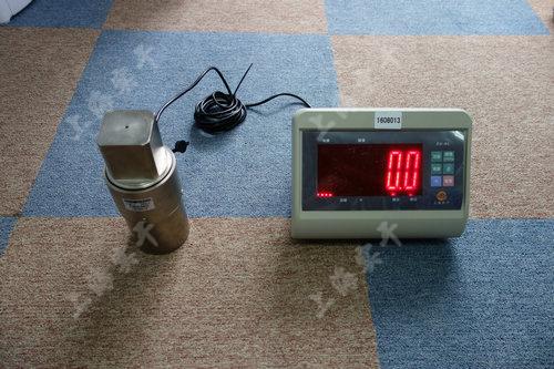 柱筒式标准测力仪