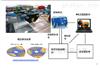 单点扫描激光三角距离传感器测试系统